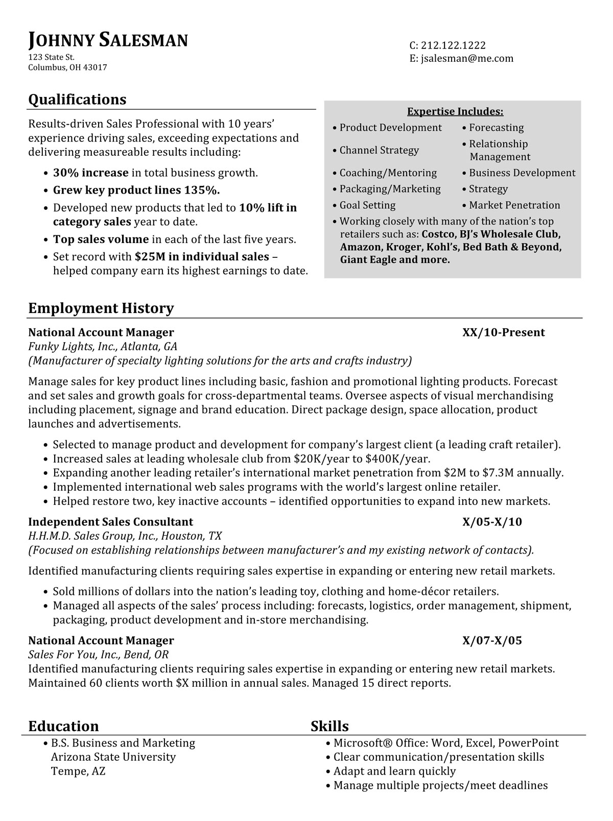 Start your job search with a powerful new résumé – Restore My Résumé